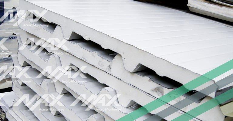 panel de acero Glamet MaxAcero