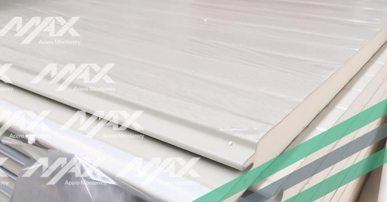 Panel multymuro Ternium MaxAcero