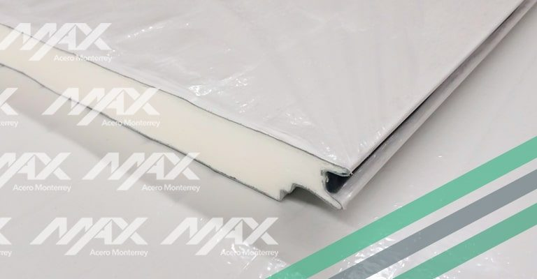 panel superwall Max Acero
