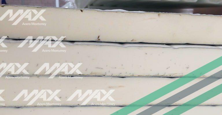 Superwall Metecno Max Acero