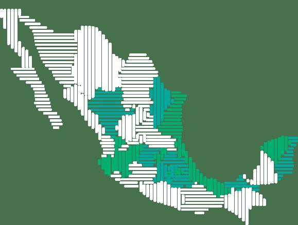 Red de distribución de Max Acero Monterrey