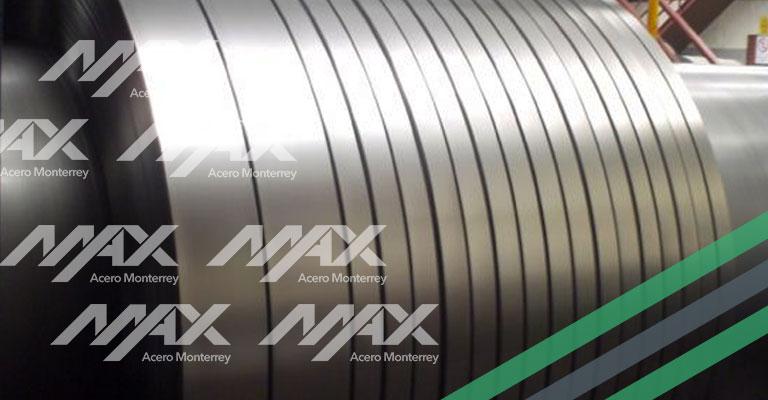 Cintas de acero Ternium Max Acero