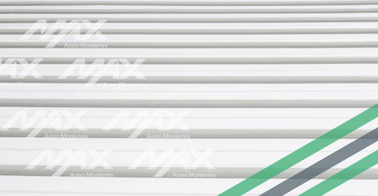Lámina de acero KR18 Max Acero.