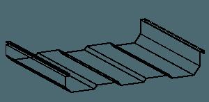 Lámina KR18 Max Acero