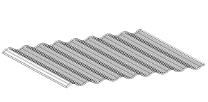 Lámina O-30 Max Acero