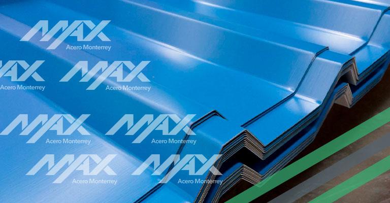 Lámina pintro R72 Max Acero