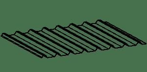 Lámina R101 Max Acero