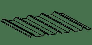 Lámina R72 Max Acero