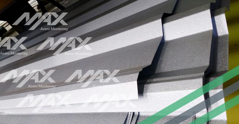 Lámina R72 Zintro Alum Max Acero