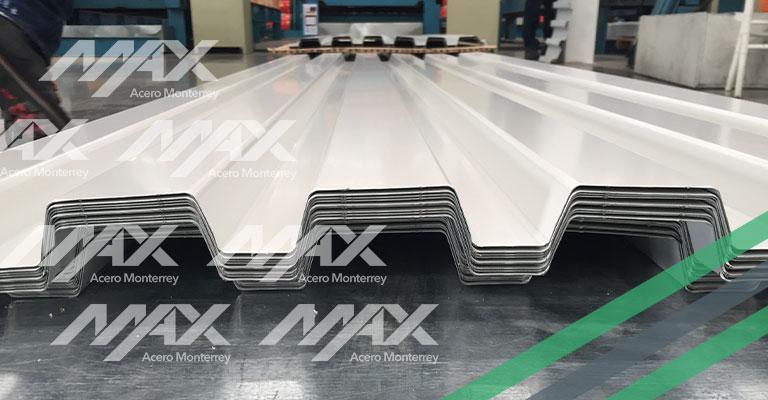 Lámina R91.5 Ternium Max Acero