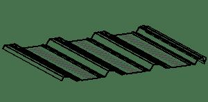 Lámina RN100-35 Max Acero
