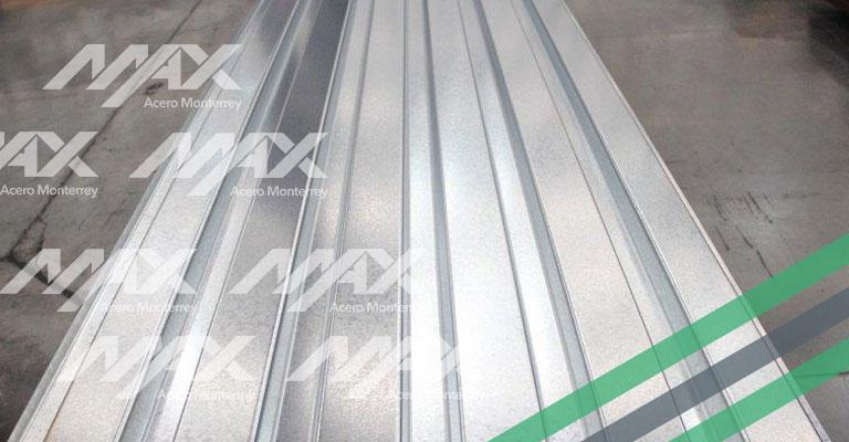 Lámina zintro TRD 91.5 Max Acero