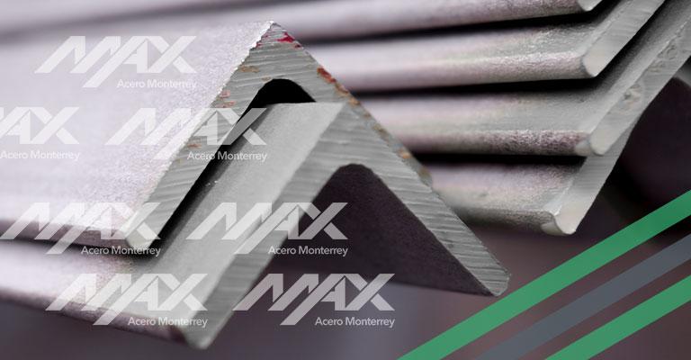 perfil ángulo Max Acero