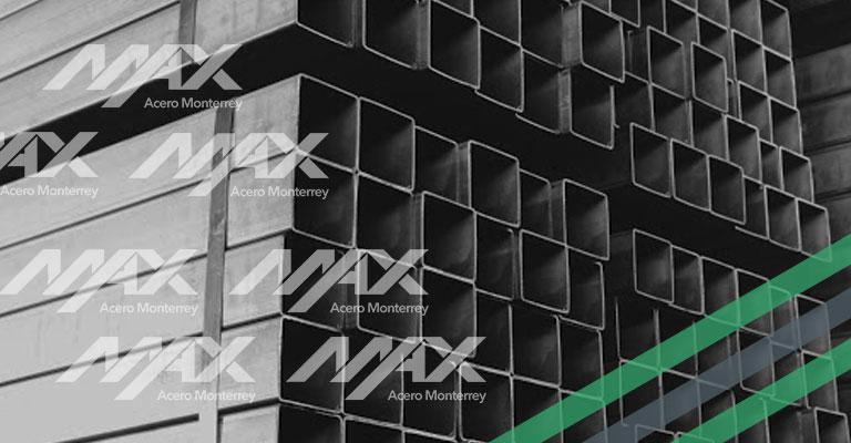 Perfil HSS estructural Max Acero