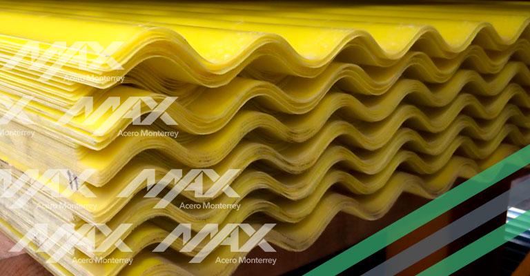 Poliacryl G5 Max Acero
