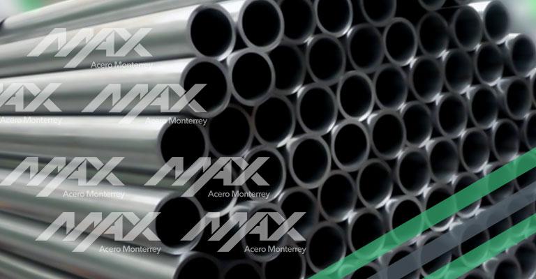 Tubo de cédula Max Acero