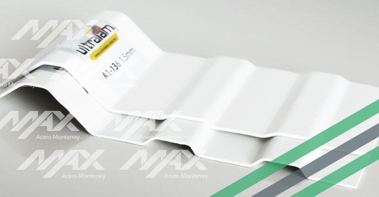 Ultralam A1-136 Max Acero