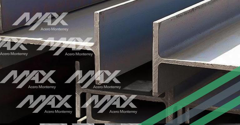 Viga IPR Max Acero