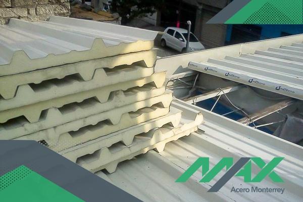 El panel Metecno se puede conseguir en México al mejor precio con Max Acero Monterrey. Contamos con envíos al todo el país.
